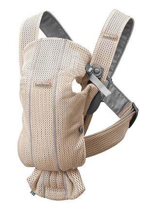 Рюкзак-кенгуру BabyBjorn Baby Carrier MINI 3D Mesh, фото 2