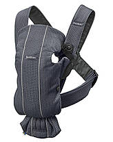 Рюкзак-кенгуру BABYBJÖRN - Baby Carrier MINI 3D Mesh, фото 3