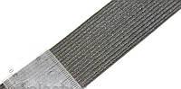 Эластичная лента/ резинка 3 см черная