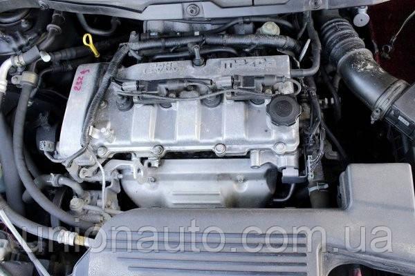 Головка блока цилидров , ГБЦ Mazda Premacy CP 1999 1.8 i FP