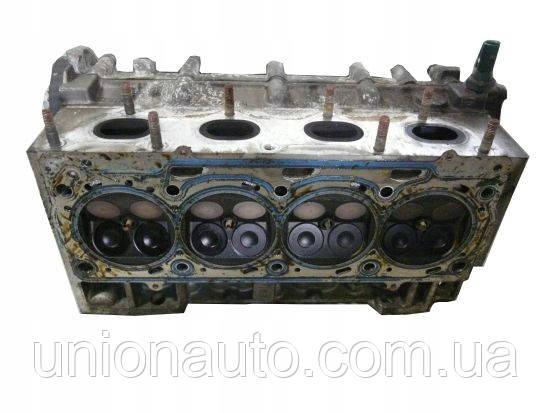 Головка блока цилидров , ГБЦ двигателя BXW Roomster 1.4 16V 08r