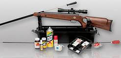 Пневматическая винтовка: чистка, уход и подбор пуль
