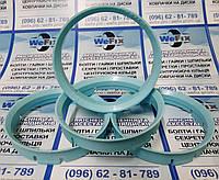 Центровочные кольца 64,0/60,1 TPI стекловолокно