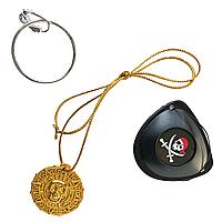 Набор пирата для мальчика, 3 предмета