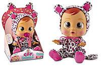 Интерактивная Кукла плакса IMC Toys Cry Babies Cry Babies Lea Doll Пупс ЛЕЯ (10574)