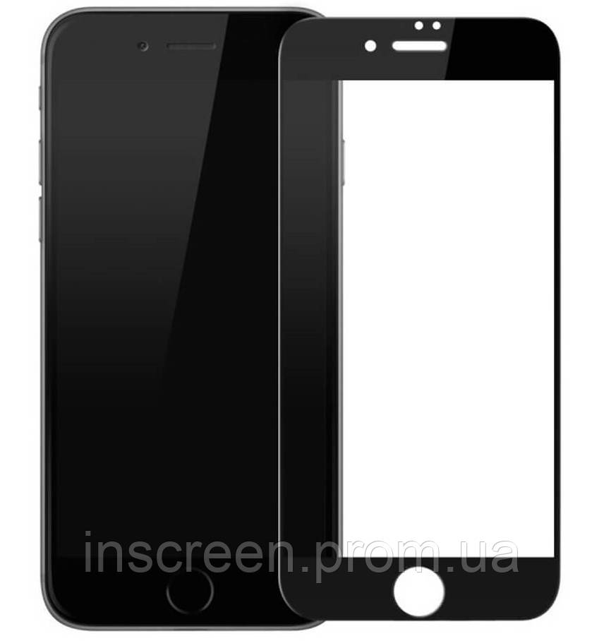 3D Защитное стекло Baseus для Apple iPhone 7 Plus, iPhone 8 Plus черное (SGAPIPH8P-KA01)