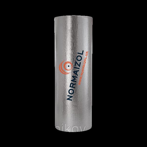 5 мм. АЛЮФОМ PET С  изоляция на основе химически сшитого (ХС) пенополиэтилена самоклеющаяся.
