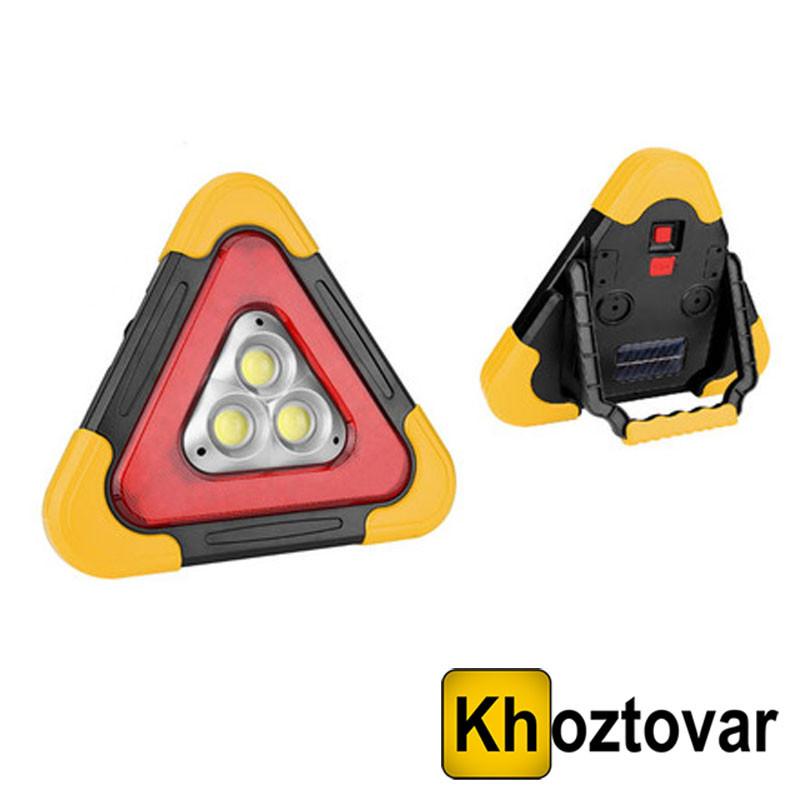 Многофункциональный фонарь-прожектор с аварийной подсветкой Hurry Bolt HB-7709