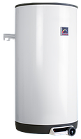 DRAZICE OKCE 160 - Электрический накопительный водонагреватель, навесной вертикальный, круглый.