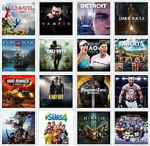 Игры для PS4 «Prom»