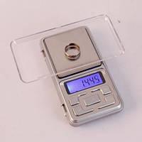 Карманные весы Pocketscale МН- 200 0,01-200 гр, купить Портативные, ювелирные электронные весы