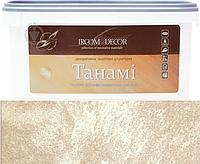 Декоративна фарба для стін Танамі Голд (3,5 кг), IRCOM Decor