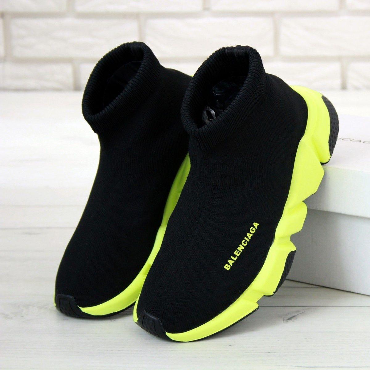 Мужские кроссовки в стиле Balenciaga Speed Trainer