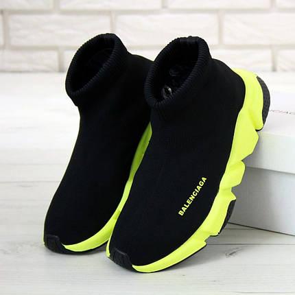 Мужские кроссовки в стиле Balenciaga Speed Trainer, фото 2