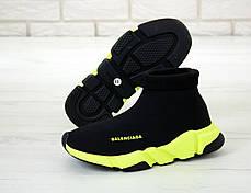 Мужские кроссовки в стиле Balenciaga Speed Trainer, фото 3