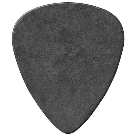 Медиатор для гитары Dunlop Tortex 1.14 mm black, фото 2
