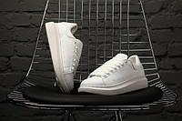 "Кроссовки Alexander McQueen ""Full White"""