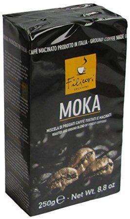 Кофе Filicori Zeсchini Caffe Moka молотый 250 г