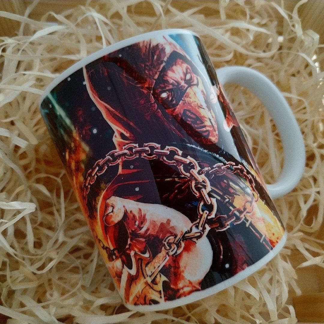 "Кружка ""Mortal Kombat, вариант №1"", 310мл"