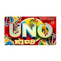 Детская настольная карточная игра Уно UNO kids, 12 вариантов