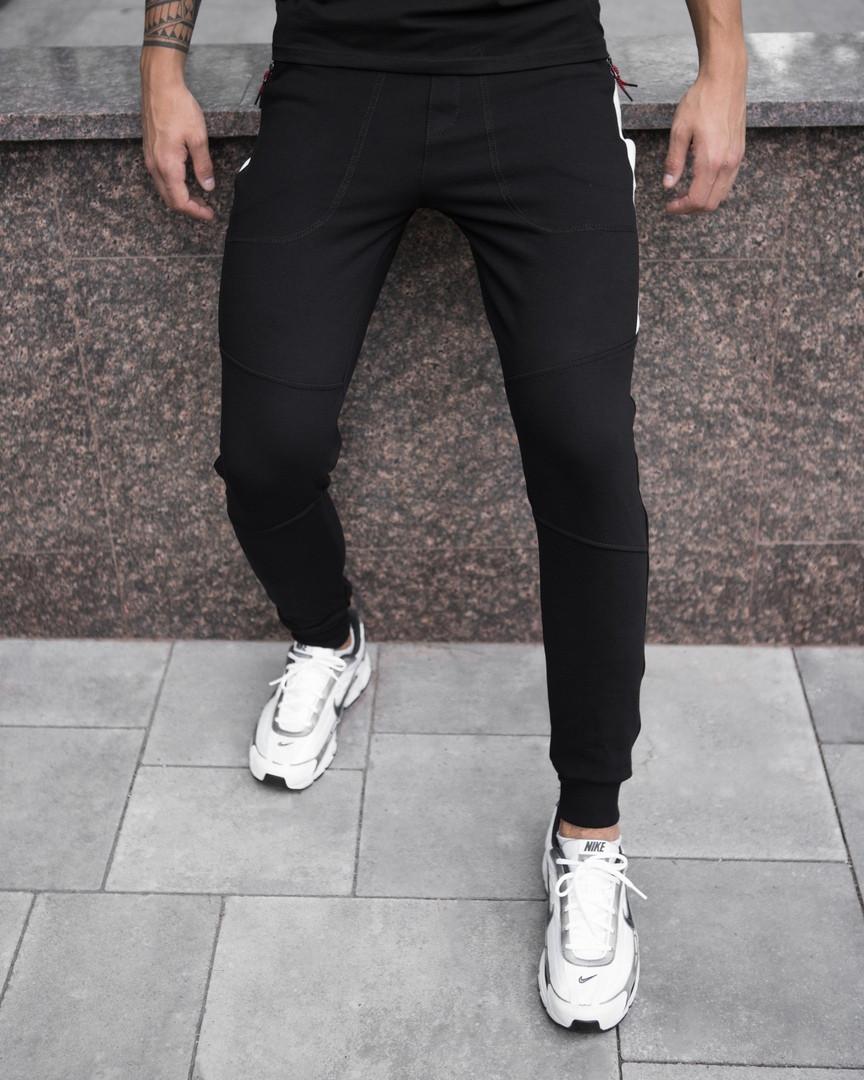 "Штаны мужские Pobedov trousers «Zhashkiv 2019"" Black"