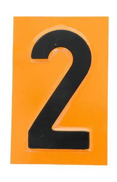 Знак опасный груз цифра(2) до ADR