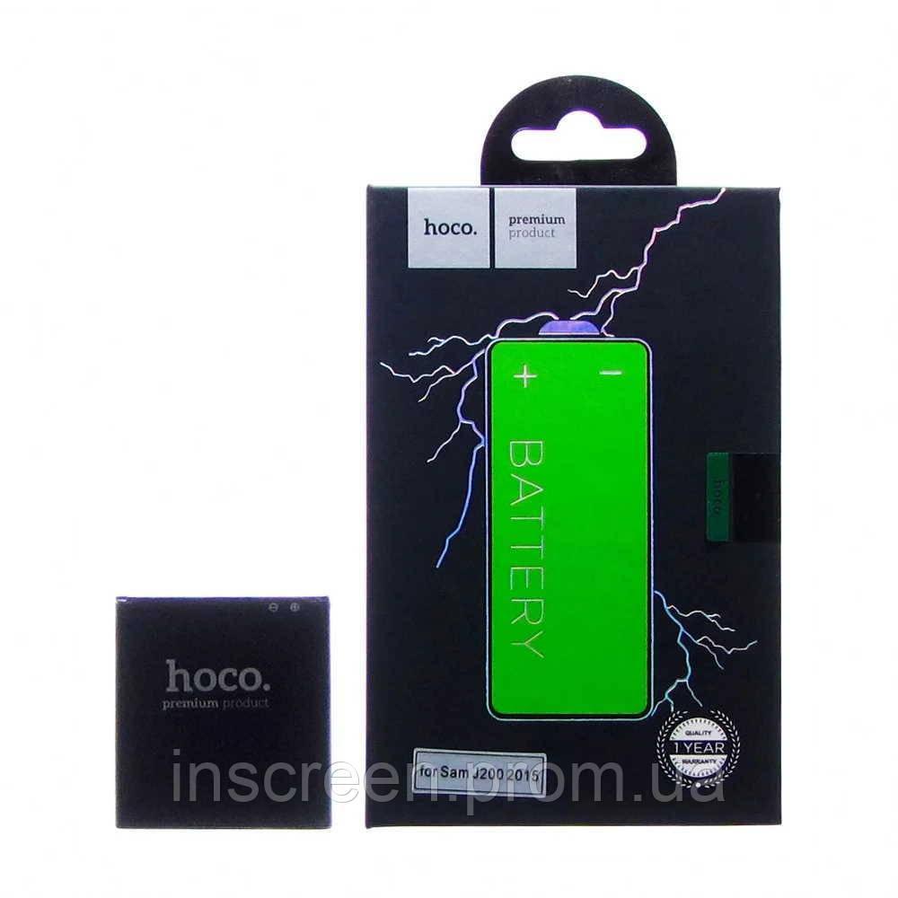 Акумулятор HOCO EB-BG360CBE для Samsung G360, G361, J200, G360H 2000mAh (H19736)