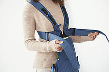 Рюкзак-кенгуру BabyBjorn Baby Carrier MINI Cotton, фото 3