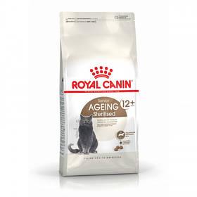Сухой корм Royal Canin Sterilised 12+ для стерилизованных котов от 12 лет, 2 кг