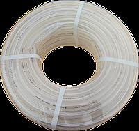 Трубка ПВХ харчова Plasmir 12х1мм бухта 100м, фото 1
