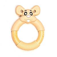 Прорезыватель для зубов SLINGOPARK «Мышка»