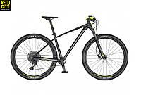 "Велосипед 29"" SCOTT SCALE 970 (2020) черно-желтый, фото 1"