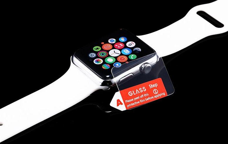 Закаленное защитное стекло для смарт-часов Apple Watch 38mm