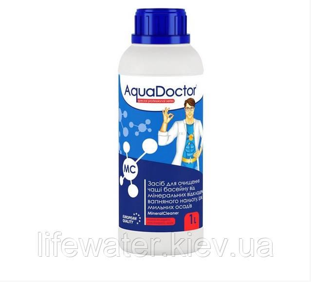 Засіб для очищення чаші AquaDoctor MC MineralCleaner (1л)