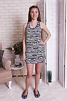 Летняя женская туника для дома  Nicoletta 83535, фото 1