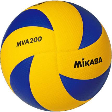 М'яч волейбольний Mikasa MVA200 (5911), фото 2