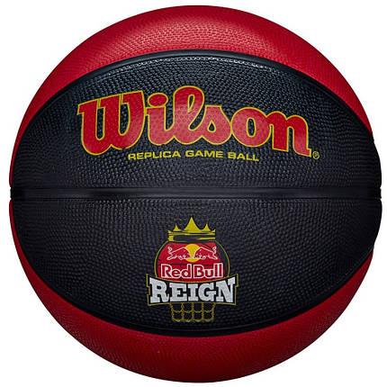 Мяч баскетбольный Wilson Red Bull SS19 (9040), фото 2