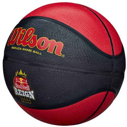 М'яч баскетбольний Wilson Red Bull SS19 (9040), фото 2