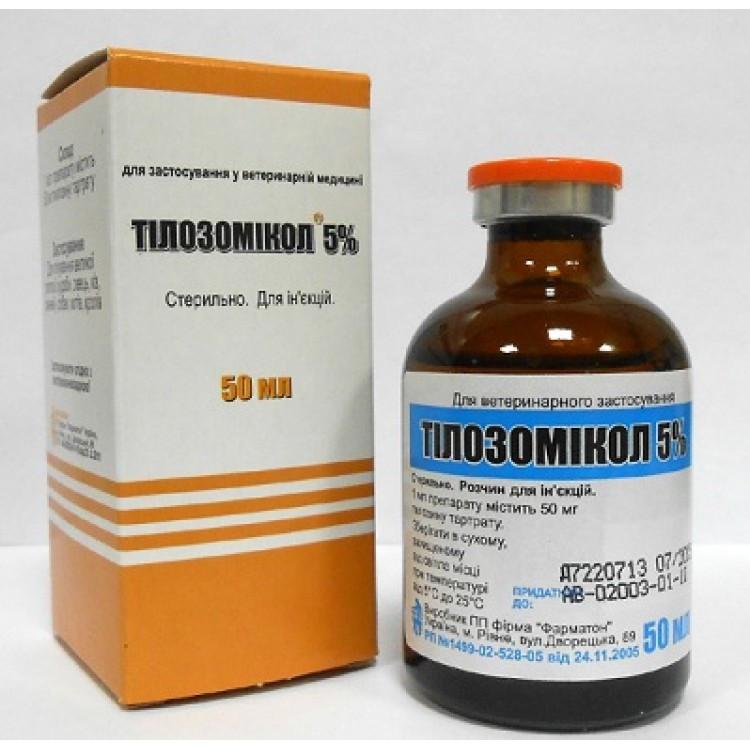Тилозомикол 5 % , (50 мл),Фарматон