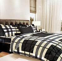Сатиновое постельное белье полуторное 150/210 см, наволочки 70/70 см. Ткань сатин.