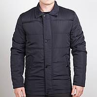 Демисезонная мужская куртка удлиненная (48-56рр)