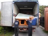 Услуги грузчиков переезд