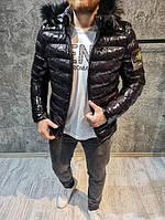 Мужская теплая куртка, до -20, три цвета