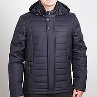 Демисезонная батальная мужская куртка (48-66рр)