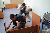 Разборка сборка мебели
