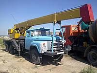 Услуги автокрана 6 тонн