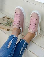 Стильные женские кроссовки Alexander McQueen (две модели)