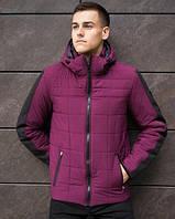 """Мужская куртка Pobedov Jacket """"Pasparty""""(цвета:Khahi, Black, Burgundy)"""