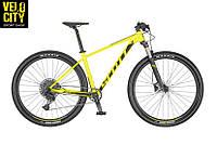 """Велосипед 29"""" SCOTT SCALE 980 желто-черный (2020), фото 1"""