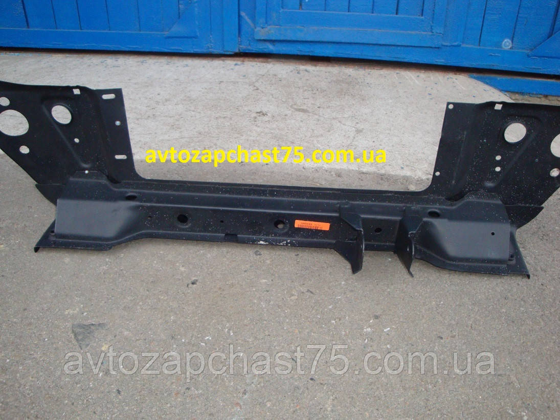 Ремчасть рамки радиатора Ваз 2108, Ваз 2109, 21099, ваз 2113-2115 370 мм (Экрис , Тольятти)